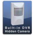 Motion Detector DVR Series Hidden Nanny Camera  -  MOTION-DVR