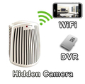 Wifi Odor Eliminator Air Filter Hidden Camera Nanny Cam Spy Camera